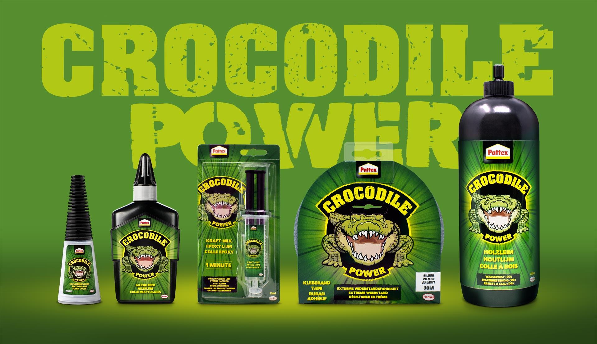 brandcouture Pattex Crocodile Case Design